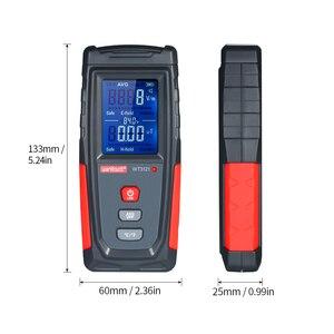 Image 4 - Electric Field Magnetic Field Dosimeter Detector Digital LCD Household Electromagnetic Wave Radiation Detector Meter EMF Tester