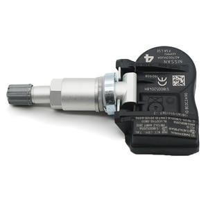Image 3 - 40700 3VU0A TPMS Sensor Tire Pressure Monitor System For Nissan NOTE QASHQAI TIIDA Hatchback X T Renault ESPACE 407003VU0A