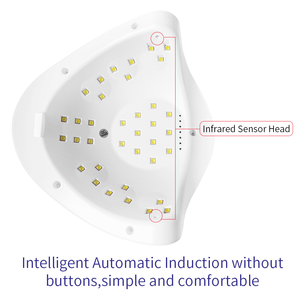 sensor de movimento display lcd secagem todos
