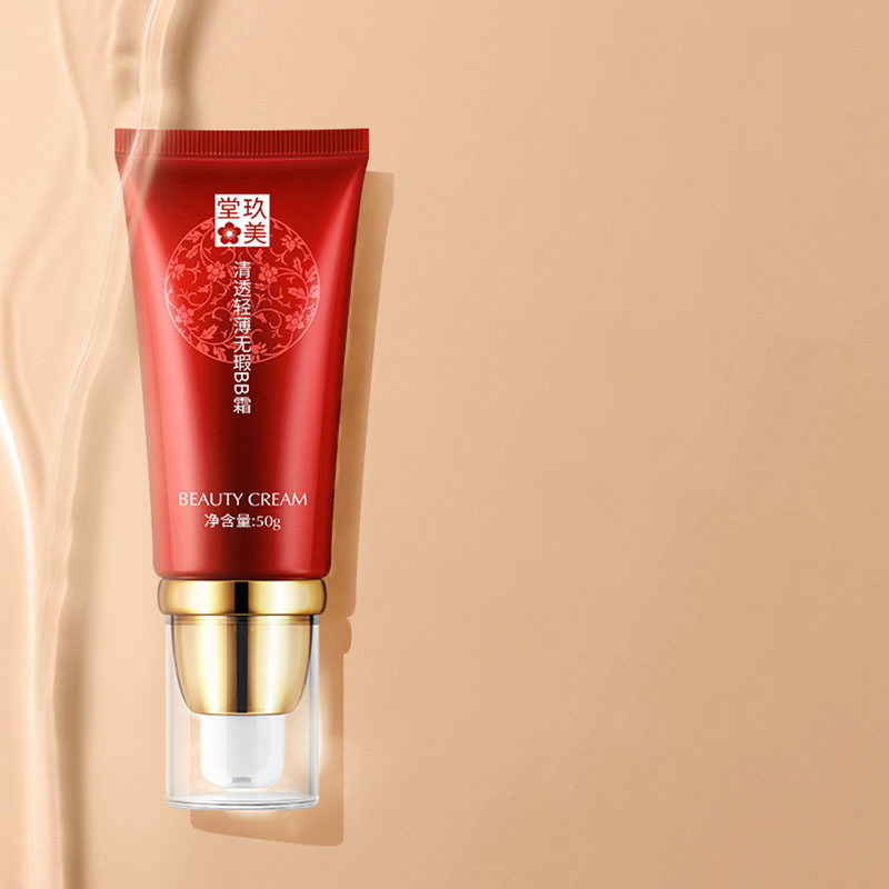 1Pc Clear And Light  BB Cream Concealer Cream To Brighten Skin Natural Nude Makeup Liquid Foundation Makeup