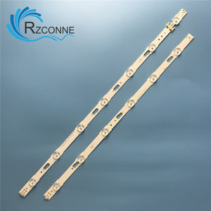 Image 2 - 1006 milímetros 13 Lâmpada LED Backlight tira Para SamSung UN50KU6300 50 TV LM41 00253A E88441 39657A 39658A UE50KU6000 S_KU6K_50_FL30