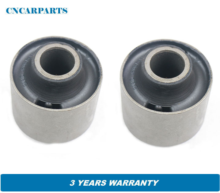 2PC NEW Lower arm bushing <font><b>fit</b></font> for TOYOTA LAND CRUISER <font><b>AMAZON</b></font> PRADO 48061-60010 image