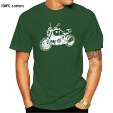 Mode RnineT T-Shirt mit Grafik R nineT Motorcycyle Rally R neun T Motorrad Fahrer T hemd