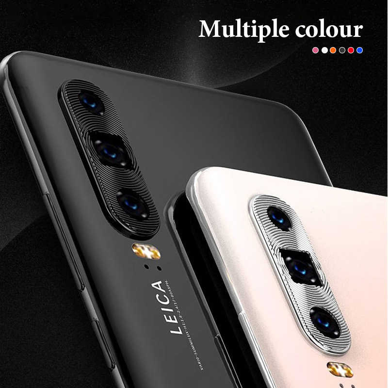 Camera Protector For Huawei P30 P20 Mate 20 Pro Nova 4 P30 P20 Lite Mate 20X Aluminum Alloy Back Lens For Huawei Honor 20 Pro