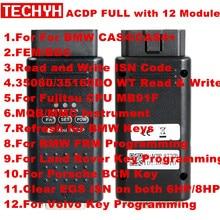 Полная версия Yanhua Mini ACDP Программирование мастер поддержка CAS1/CAS2/CAS3/CAS3+/CAS4/CAS4+/FEM/BDC программирование ключей/чтение DME IS