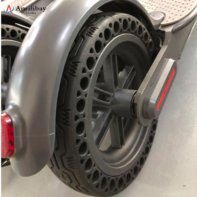 Amalibay Updated Hollow Solid Anti-Explosion Wheel for Xiaomi Mijia Pro M365 Electric Scooter Tires Skateboard Tyre M365 parts