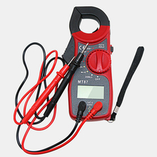 Portable LCD Digital Clamp Meters Multimeter With Measurement AC/DC Voltage Tester Current Resistance Multi Test стоимость