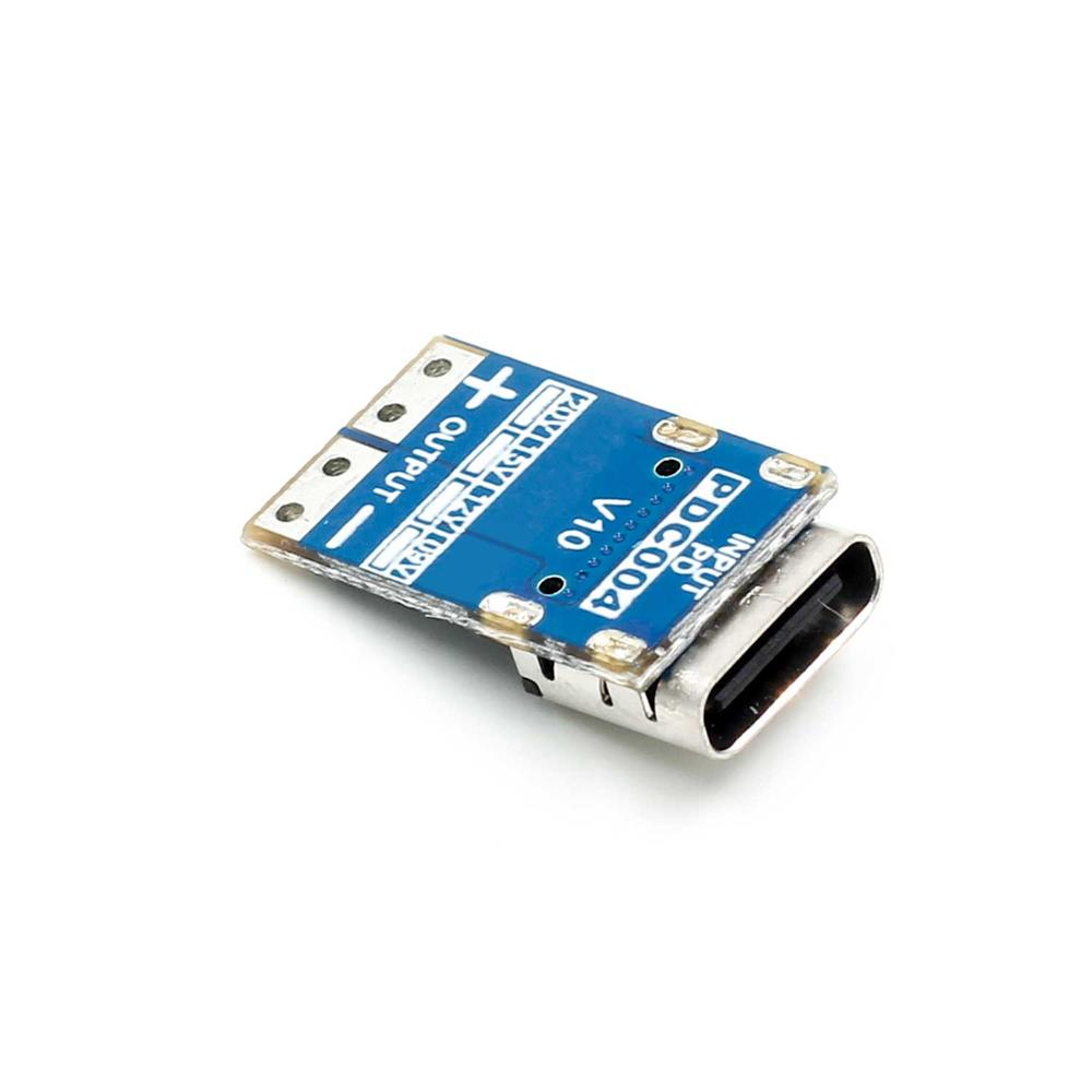 PD Decoy Module PD23.0 to DC DC Trigger Extension Cable QC4 Charger 9V-20V dn