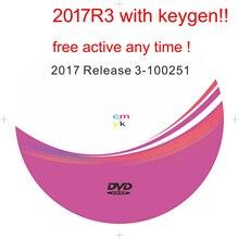 Gli ultimi 2017.3 R3 con keygen sul software DVD link supportano le funzioni ISS per del(vd tcs pro per camion auto