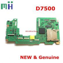 Nouveau pour Nikon D7500 carte mère carte mère carte principale PCB 129NH caméra pièce de rechange de remplacement