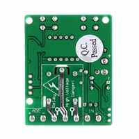 Multifunción profesional Placa de relé de tiempo de sincronización/conteo/disparador de Cuenta regresiva/voltímetro de Control tablero del módulo