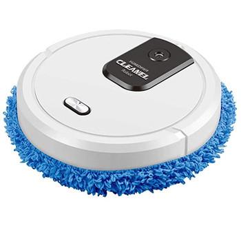 3 w 1 automatyczne zamiatanie Robot USB ładowanie odkurzacz obrotowa maszyna do mycia podłóg inteligentny odkurzacz suchy mokry tanie i dobre opinie CHUBAN CN (pochodzenie)