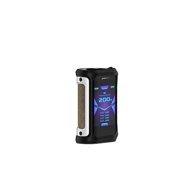 Оригинальный Geekvape Aegis X 200 Вт Vape mod IP67 Водонепроницаемый Бокс мод электронная сигарета с zeus sub Ом Танк vs ageis мини vape - 4