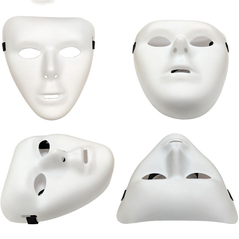 Anonymous Masks Costumes Vendetta Face Fancy Party Cosplay Style Gold Adult Fawkes Supplies Silver Yellow Guy White Halloween