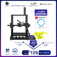 Anycubic Mega Nul Diy 3D Printer Desktop 3d Kleurendruk Extruder Metalen Frame Impresora 3d Hoge Precisie Impressora