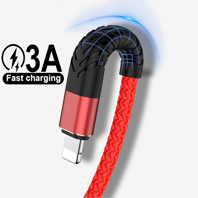 USB cable fast charging iPhone 12 11 Pro XR Max Apple original short-term mobile phone data fast charging cable 12 meters