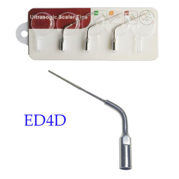 3 pieces Dental Scaler Tip ED4D for DTE/ Satelec/ NSK/ Gnatus/ Bonart Dentist Endo 3 pcs lot dental scaler tip ed4d for dte satelec nsk gnatus bonart dentist endo device instrument teeth whitening