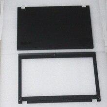 Jianglun novo para lenovo thinkpad x230 x230i lcd tampa superior traseira capa traseira & moldura 04w2185