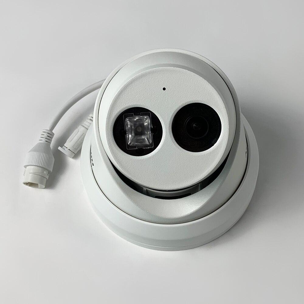 Caméra de sécurité POE cctv réseau DS-2CD2383G0-IU avec microphone intégré 4