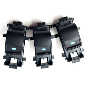 Image 5 - Lighted LED Power Single Window Switch set For Toyota RAV4 RAV 4 Camry Corolla Yaris Cruiser Vios Left driving backlight