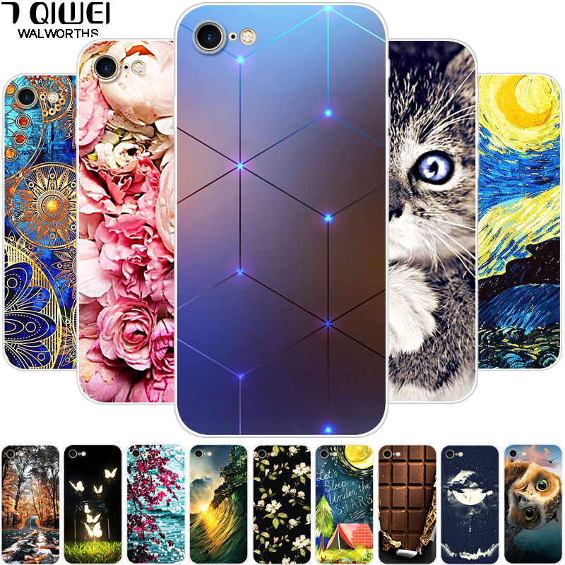 4.7'' For iPhone SE 2020 Case Silicone Soft TPU Phone Case for iPhoneSE 2020 Case Cover se2 Protective Bumper for iPhone SE 2016