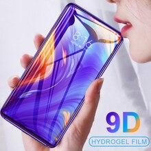 For Xiaomi Mi 8 9 SE Lite 6 Mix 3 Max Soft Hydrogel Film Screen Protector Redmi Note 7 K20 Pro Protective