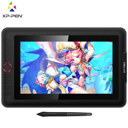 XP-Pen Artist 12 Pro 11,6 дюймов графический планшет графический монитор анимация цифровое искусство с наклоном 8192 давлением