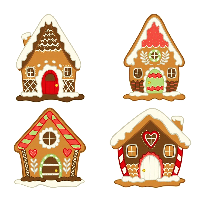 Christmas 2020 Gingerbread House New 2020 Christmas Gingerbread House Metal Cutting Dies Santa Elf