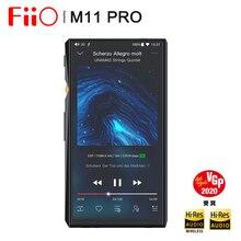 FIIO M11 PRO Samsung Exynos 7872 Android 7.0 Bluetooth przenośny odtwarzacz muzyczny MP3 AK4497EQ wysokiej jakości audiofilski DAC DSD256