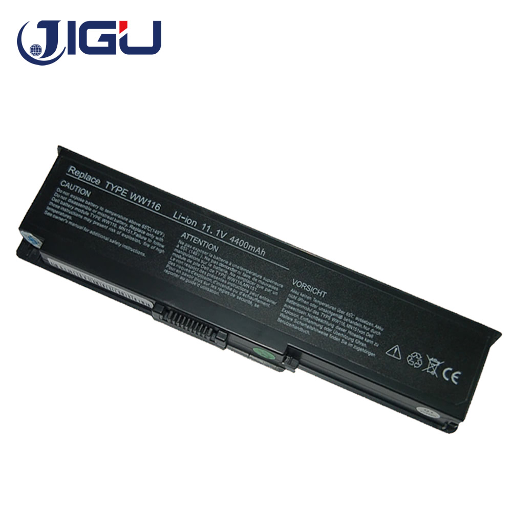 JIGU 6Cells 312-0543 312-0580 312-0584 312-0585 451-10516 451-10517 Laptop <font><b>Battery</b></font> For <font><b>Dell</b></font> <font><b>Inspiron</b></font> <font><b>1420</b></font> For Vostro 1400 image