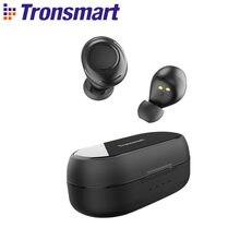 Tronsmart Onyx Free bezprzewodowe słuchawki Bluetooth z aptX UV TWS słuchawki QualcommChipQCC3020 IPX7 wodoodporne, pomoc głosowa