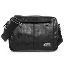 Luxury Brand Casual Vintage Messenger Bag Men Shoulder