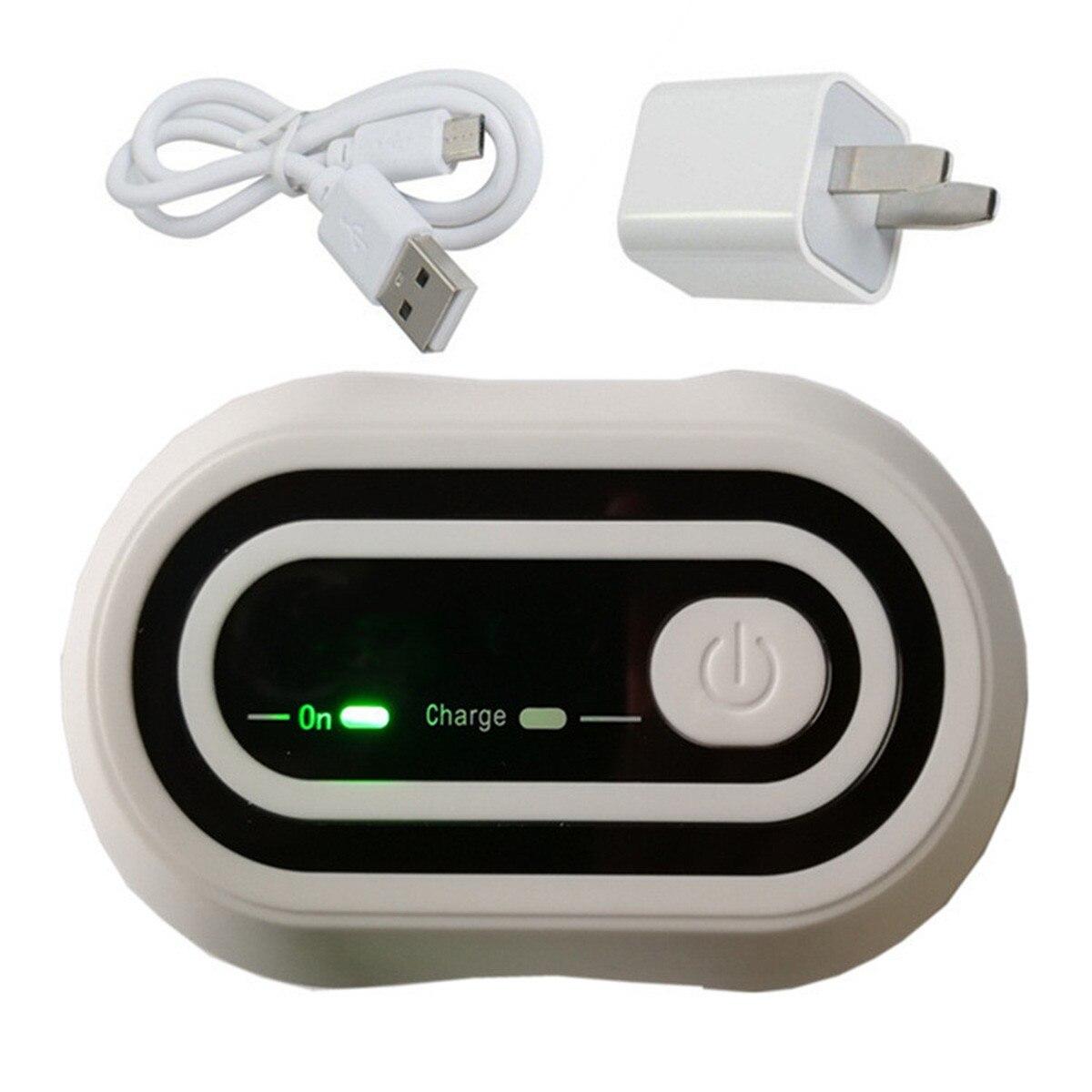 Портативный CPAP озоновый очиститель генератор дезинфицирующий стерилизатор респиратор вентиляционная машина для сна дыхательный очистите...