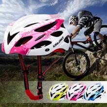 Kask rowerowy rower Ultralight kask górska droga rowerowa części do roweru górskiego kask rowerowy lampka na kask sprzęt rowerowy kask rowerowy nowość tanie tanio NONE Other (Dorośli) mężczyzn CN (pochodzenie) J 675 dropship Cycling Helmet KINGBIKE 0 23KG specification high-strength PC