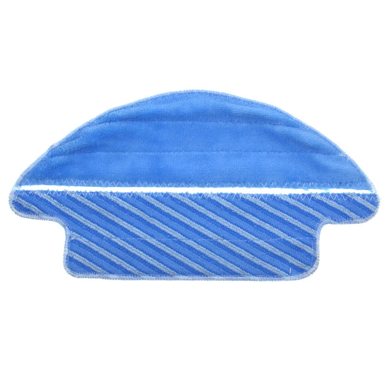 10Pcs Fabric Mop Inserts for Conga 3090 3490 Series Robot Vacuum Cleaner Accessories Fabric Mop Insert Kit|Vacuum Cleaner Parts| |  - title=