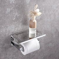 HIDEEP304 Stainless Steel Toilet Paper Holder Sanitary Ware Hardware Accessories Storage Holder Home Improvement Building Materi
