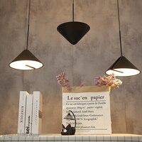 Nordic Modern Multi angle Tapered LED Pendant Lights Living Room Bedroom Kitchen Hanging LampsRestaurant Decor Lighting Fixtures