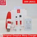Оригинальное зарядное устройство OnePlus Warp 30 Вт, зарядное устройство с европейской вилкой 30 Вт, кабель для быстрой зарядки 30 Вт для OnePlus 7 7t Pro 6t 6...