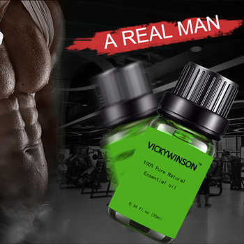 Powerful Abdominal Muscle Essential Oil 10ML Men Stronger Muscle Eight Pack Cream Anti Cellulite Fat Burning Weight Loss Product - DISCOUNT ITEM  80% OFF All Category