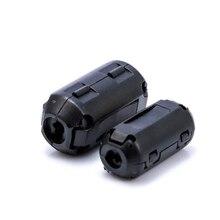 5 Pcs 3.5/7mm EMI RFI Noise Suppressor Clip Choke Ferrite Co