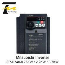 Mitsubishi inverseur FR-D740-0.75K-CHT FR-D740-2.2K-CHT FR-D740-3.7K-CHT FR-D740-7.5K-CHT 3 Phase 380V