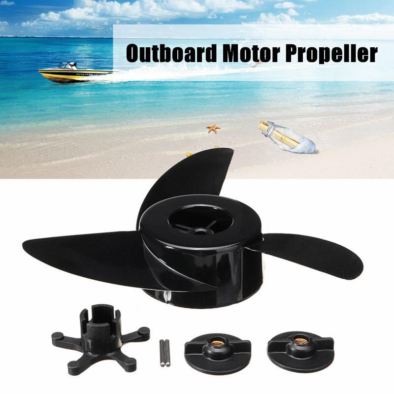 54L Motor Boat Propeller Electric Propeller Propeller Outboard Motor Electric Motor For Haibo Et34 Et44 Et54