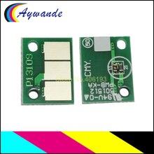 20 X DR 512 DR512 DR 512 için Konica Minolta Bizhub C224 C364 C284 C454 C554 C7822 C7828 davul ünitesi kartuşu sıfırlama çipi