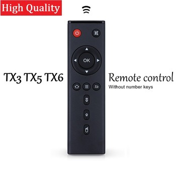 High Quality Remote Control for Tanix TX3 TX6 TX8 TX5 TX92 TX9pro max mini Android TV Box Replacement Air Mouse Dropshipping