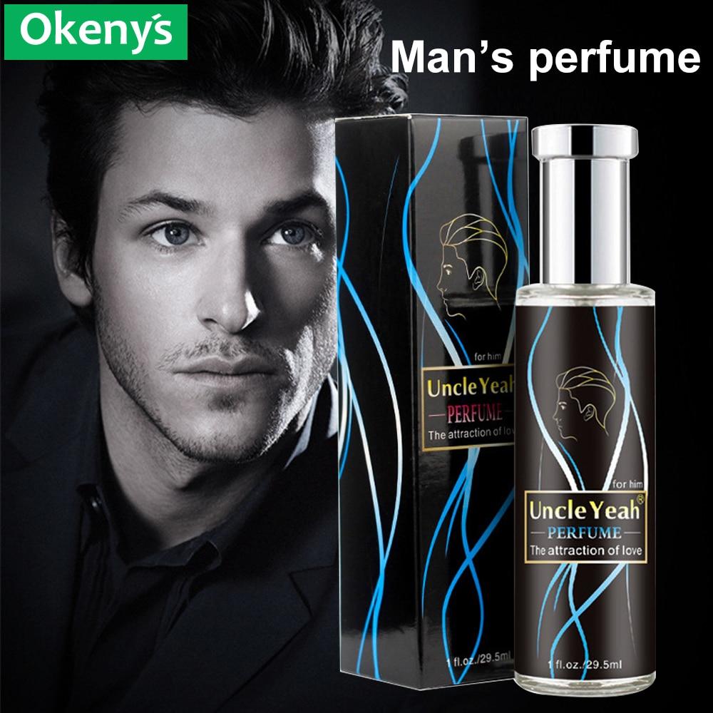 Original  Perfume For Men And  Women's Perfume Stay Long Fragrance Fresh Aphrodisiac Pheromone Portable Attractant Boys Girls