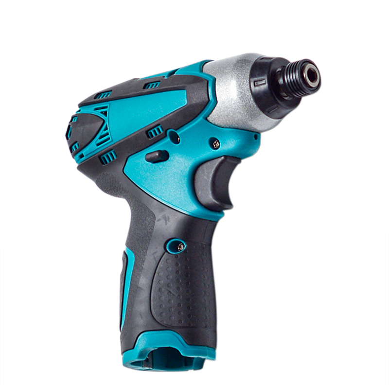 12V Impact Electric Screwdriver Mini Wireless 110N m Power Drill DC Lithium-Ion Battery Home DIY Keyless For Makita 12V Battery