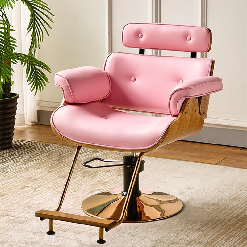 Barbero Mueble Furniture Cadeira De Cabeleireiro Makeup Kappersstoelen Stuhl Hairdresser Salon Barbearia Shop Silla Barber Chair