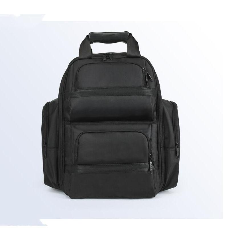 Shoulder Kit Backpack Multifunction Tool Bag Electrician Repair Tool Storage Bag Handbag Kit Wear-resistant Thick Oxford Bag