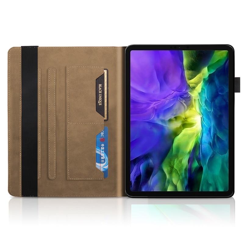 iPad Emboss-Tree Wallet Funda Flip-Case 11 Coque Stand-Tablet for Pro