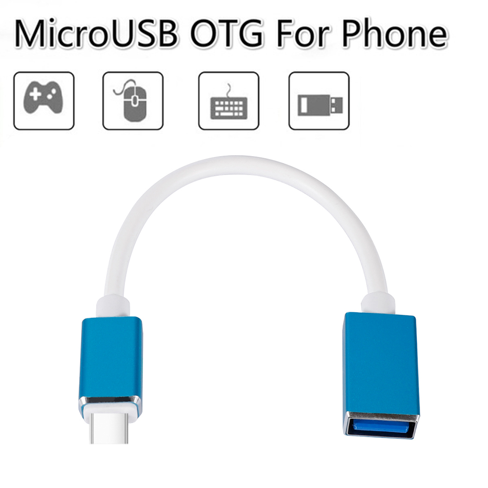 USB C To USB Adapter Type C OTG Cable USB C Male To USB 3.0 Female For Xiaomi MacBook Pro Extension Cable USB U Disk Converter